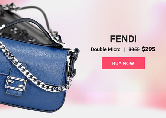 Fendi Replica Double Micro